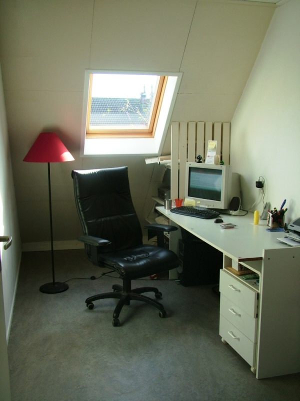Huis te koop - Kamer onder de helling ...